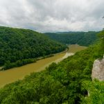 Overlook at Hawk's Nest State Park